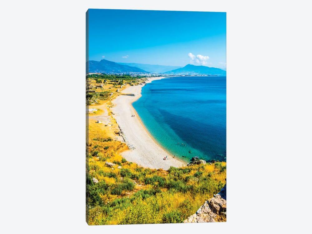 Mediterranean Sea by Nejdet Duzen 1-piece Canvas Art