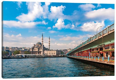 Golden Horn Canvas Art Print