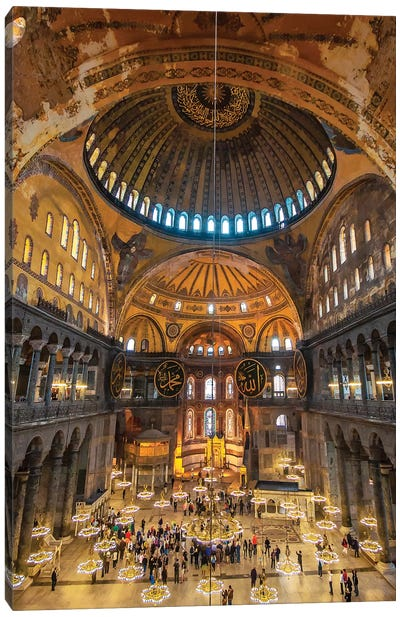 Hagia Sophia Canvas Art Print