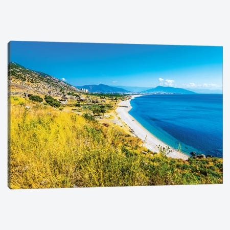Anamur, Turkey Canvas Print #NEJ18} by Nejdet Duzen Canvas Print