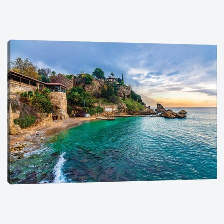 Antalya,Turkey III Canvas Print #NEJ21} by Nejdet Duzen Canvas Artwork