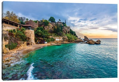 Antalya,Turkey III Canvas Art Print