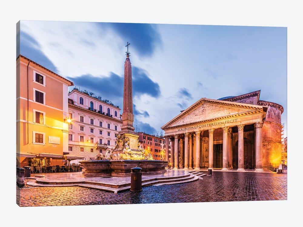 Pantheon, Rome by Nejdet Duzen 1-piece Canvas Art Print