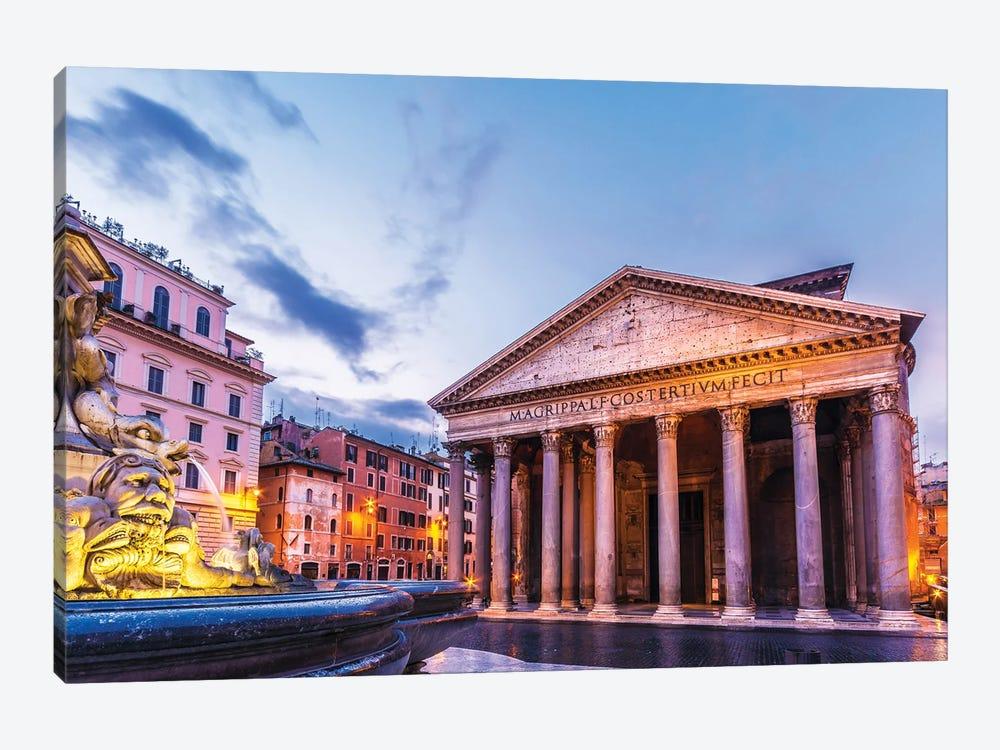 Rome by Nejdet Duzen 1-piece Canvas Art