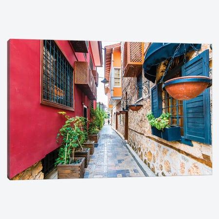 Antalya,Turkey V Canvas Print #NEJ23} by Nejdet Duzen Canvas Art