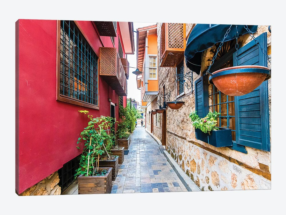 Antalya,Turkey V by Nejdet Duzen 1-piece Canvas Art