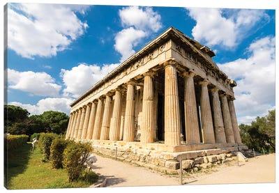 Athens, Greece I Canvas Art Print