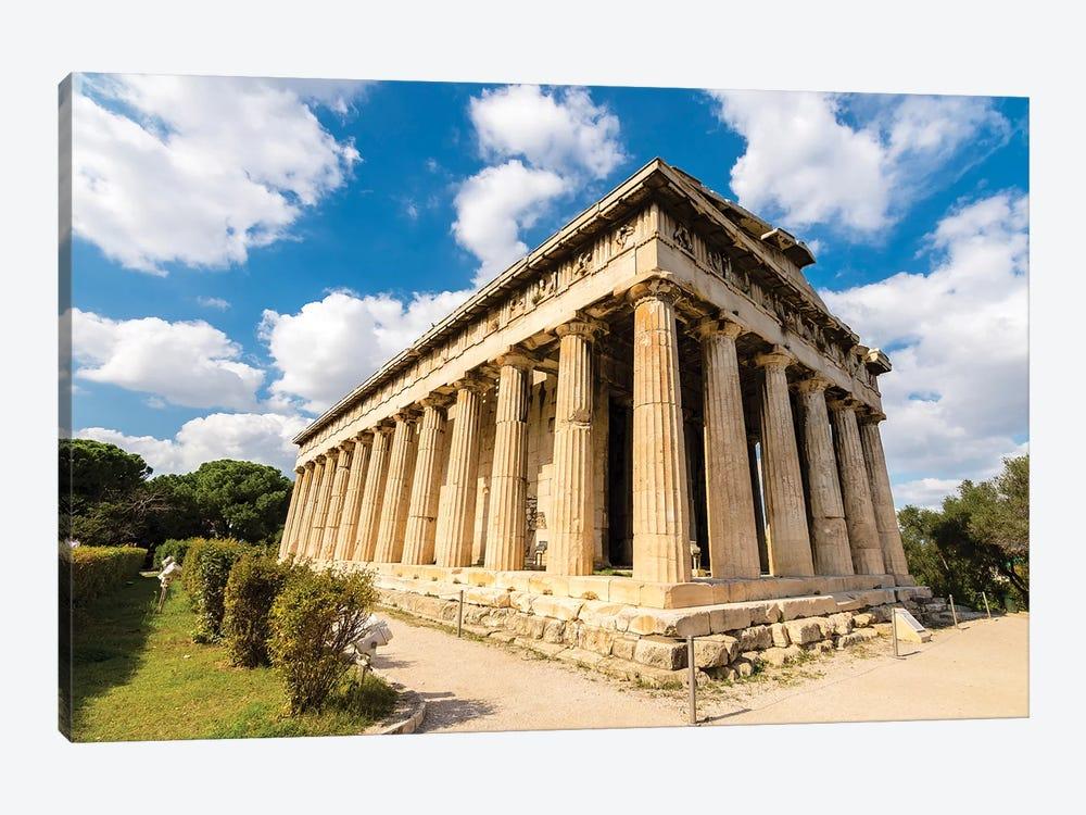 Athens, Greece I by Nejdet Duzen 1-piece Canvas Wall Art