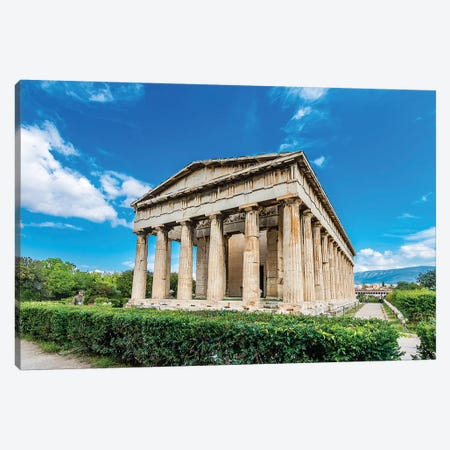 Athens, Greece II Canvas Print #NEJ31} by Nejdet Duzen Canvas Art Print