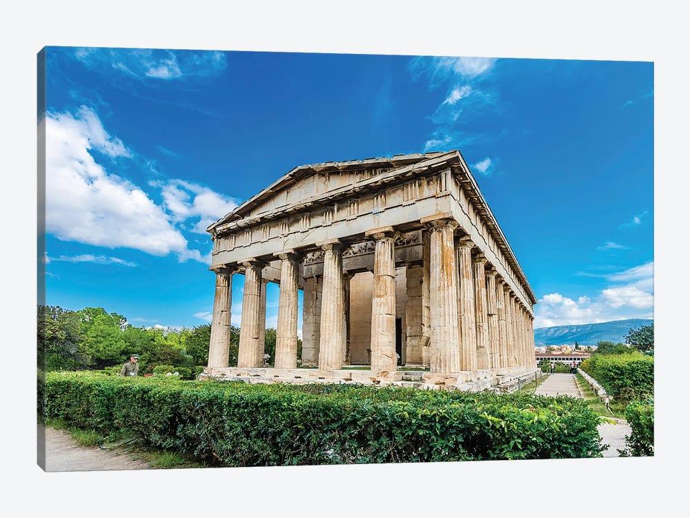 Athens, Greece II by Nejdet Duzen 1-piece Canvas Art Print