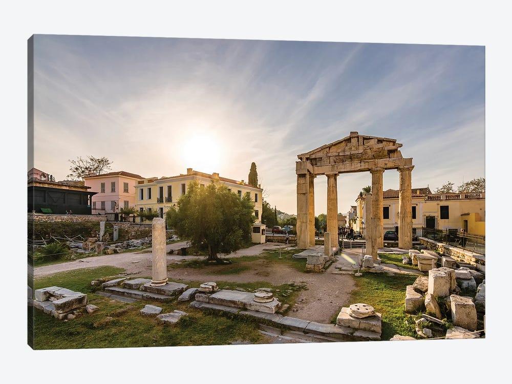 Athens, Greece VI by Nejdet Duzen 1-piece Art Print