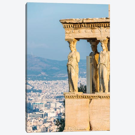 Athens, Greece VII Canvas Print #NEJ36} by Nejdet Duzen Canvas Wall Art