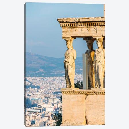 Athens, Greece VII Canvas Print #NEJ36} by Nejdet Duzen Canvas Wall Art