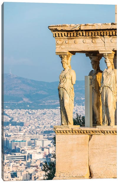 Athens, Greece VII Canvas Art Print