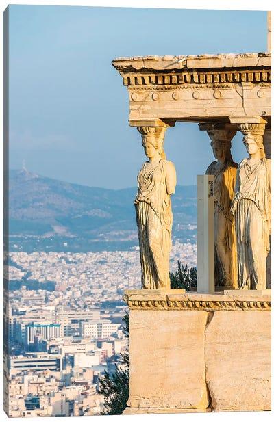 Athens, Greece VII Canvas Art Print