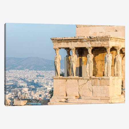 Athens, Greece VIII Canvas Print #NEJ37} by Nejdet Duzen Canvas Art