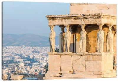 Athens, Greece VIII Canvas Art Print