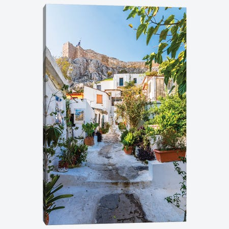 Athens, Greece XI Canvas Print #NEJ40} by Nejdet Duzen Canvas Wall Art
