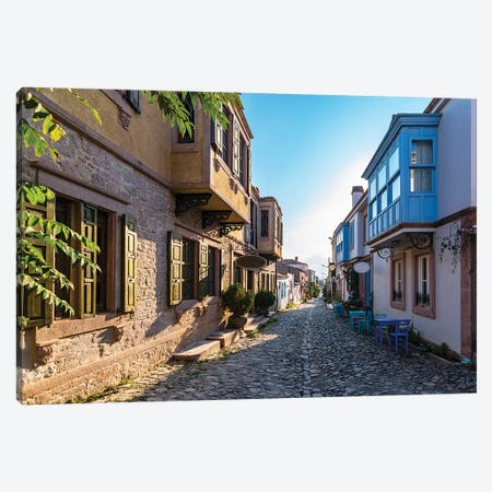 Ayvalik, Turkey III Canvas Print #NEJ43} by Nejdet Duzen Canvas Art