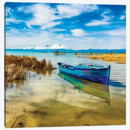 Beysehir Lake, Turkey III Canvas Print #NEJ46} by Nejdet Duzen Art Print