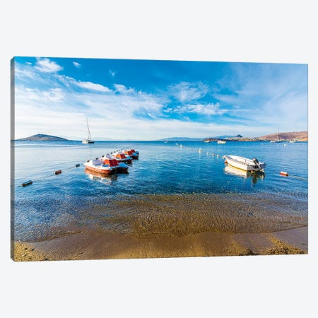Bodrum,Turkey V Canvas Print #NEJ57} by Nejdet Duzen Canvas Art