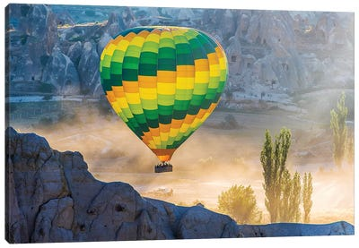 Cappadocia,Turkey Canvas Art Print