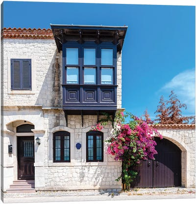 Alacati,Turkey II Canvas Art Print