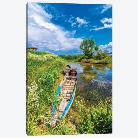 Lake Eber I Canvas Print #NEJ99} by Nejdet Duzen Canvas Print
