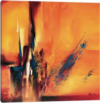Abstract Impressions L Canvas Art Print