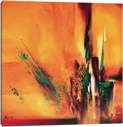 Abstract Impressions Ll Canvas Art Print