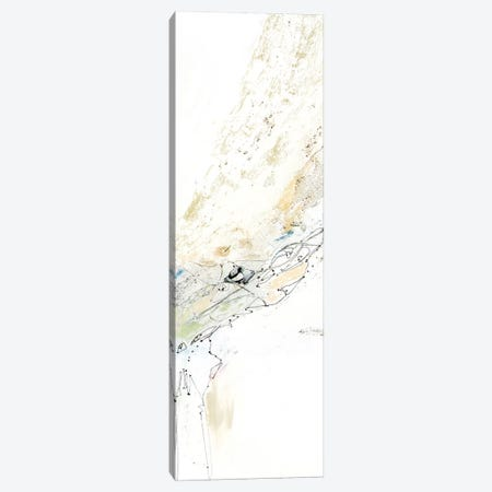 Seafoam Neutral IV Canvas Print #NER11} by Jennifer Gardner Canvas Art Print