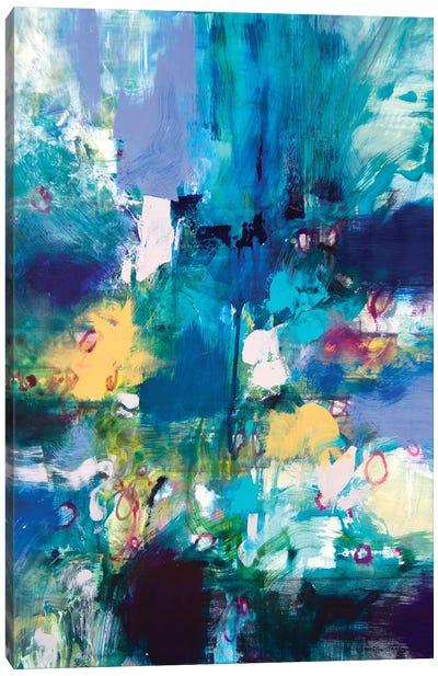 Ultramarine II Canvas Art Print