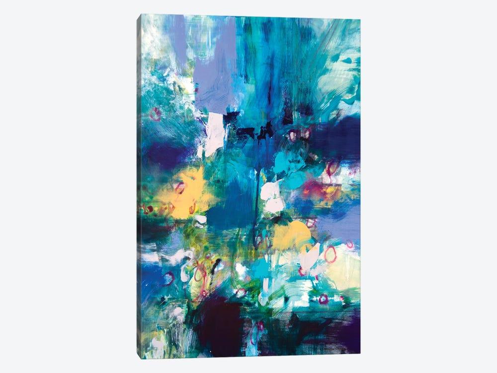 Ultramarine II by Jennifer Gardner 1-piece Canvas Print