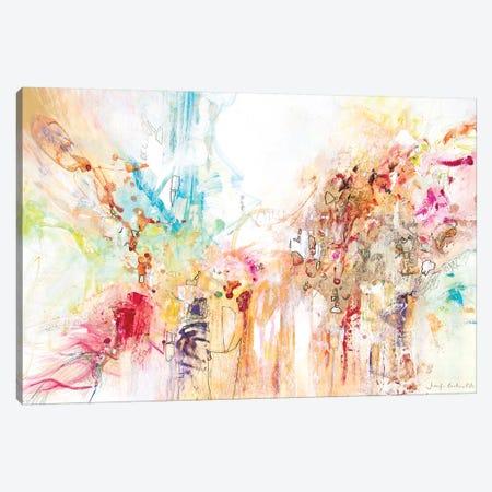 White Series III Canvas Print #NER16} by Jennifer Gardner Canvas Artwork