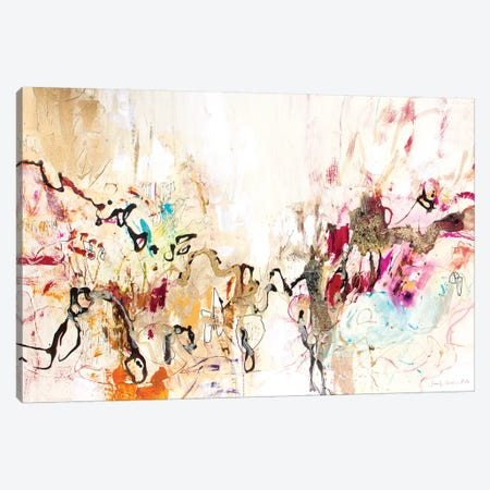 White Series IX Canvas Print #NER18} by Jennifer Gardner Canvas Print