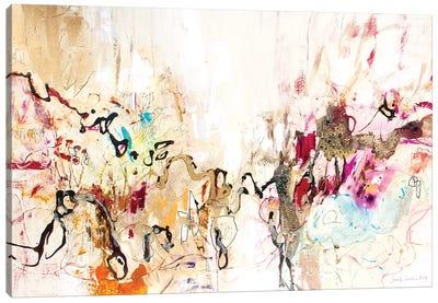 White Series IX Canvas Art Print