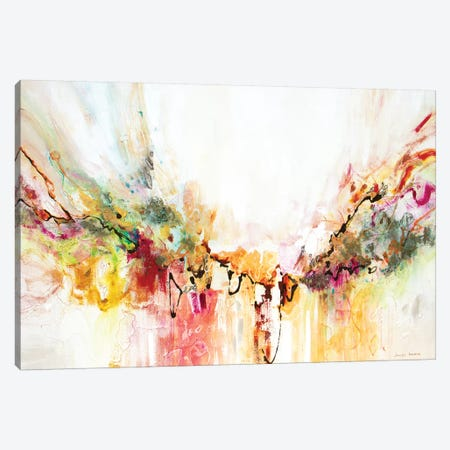 White Series VIII Canvas Print #NER22} by Jennifer Gardner Canvas Art