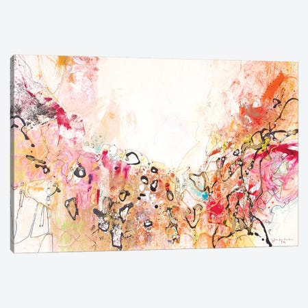 White Series X Canvas Print #NER23} by Jennifer Gardner Canvas Artwork