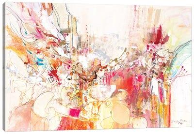 White Series XI Canvas Art Print