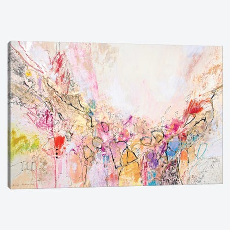 White Series XII Canvas Print #NER25} by Jennifer Gardner Canvas Print