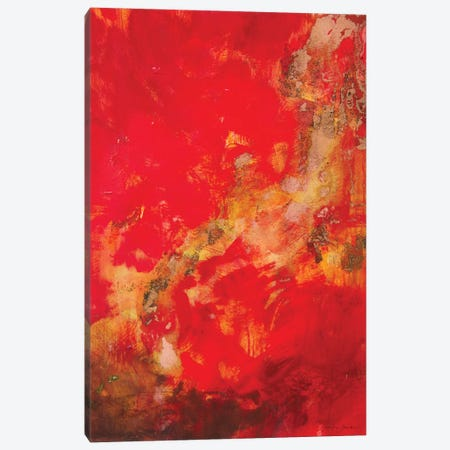 Copper and Red II Canvas Print #NER44} by Jennifer Gardner Canvas Print