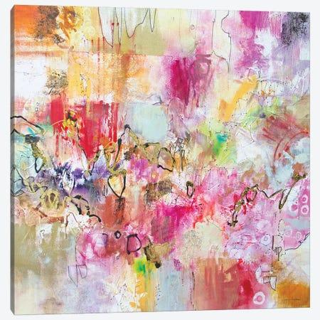 Fiesta I Canvas Print #NER45} by Jennifer Gardner Canvas Art Print