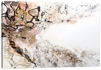 Black & White Series V Canvas Art Print