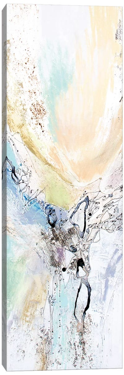 Seafoam Neutral I Canvas Art Print