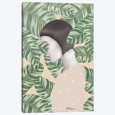 Flora I Canvas Print #NET14} by Nettsch Canvas Wall Art