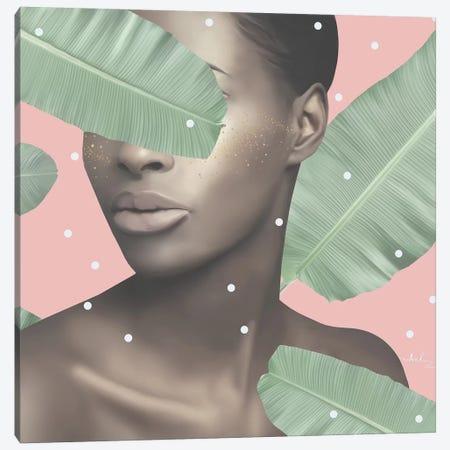Musa Canvas Print #NET25} by Nettsch Canvas Art Print