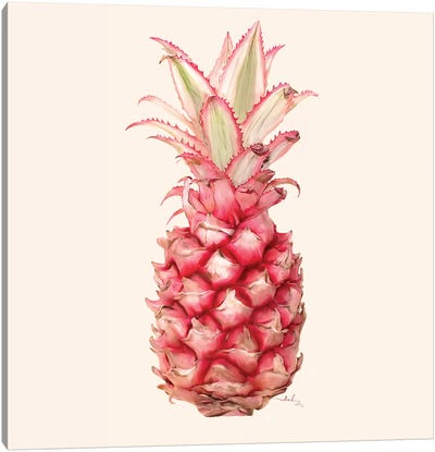 Pina Canvas Art Print