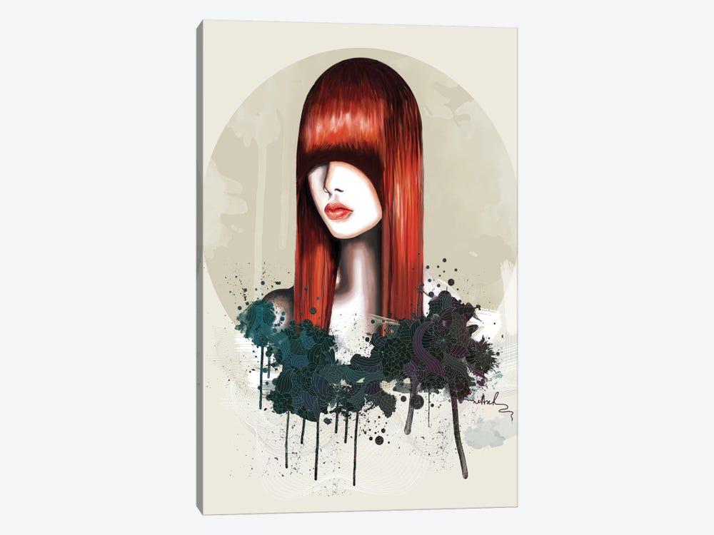 Redhead by Nettsch 1-piece Art Print