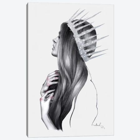 Astral Canvas Print #NET3} by Nettsch Canvas Art
