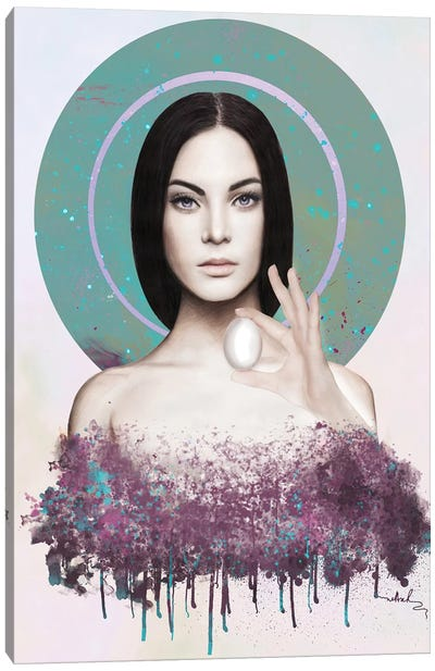 Maria Magdalena Canvas Art Print